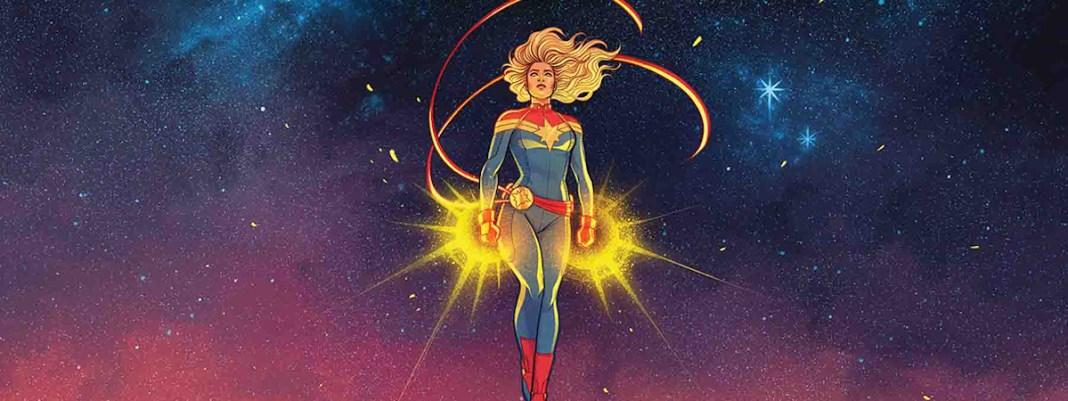 Life of Captain Marvel #4 variant cover by Jen Bartel
