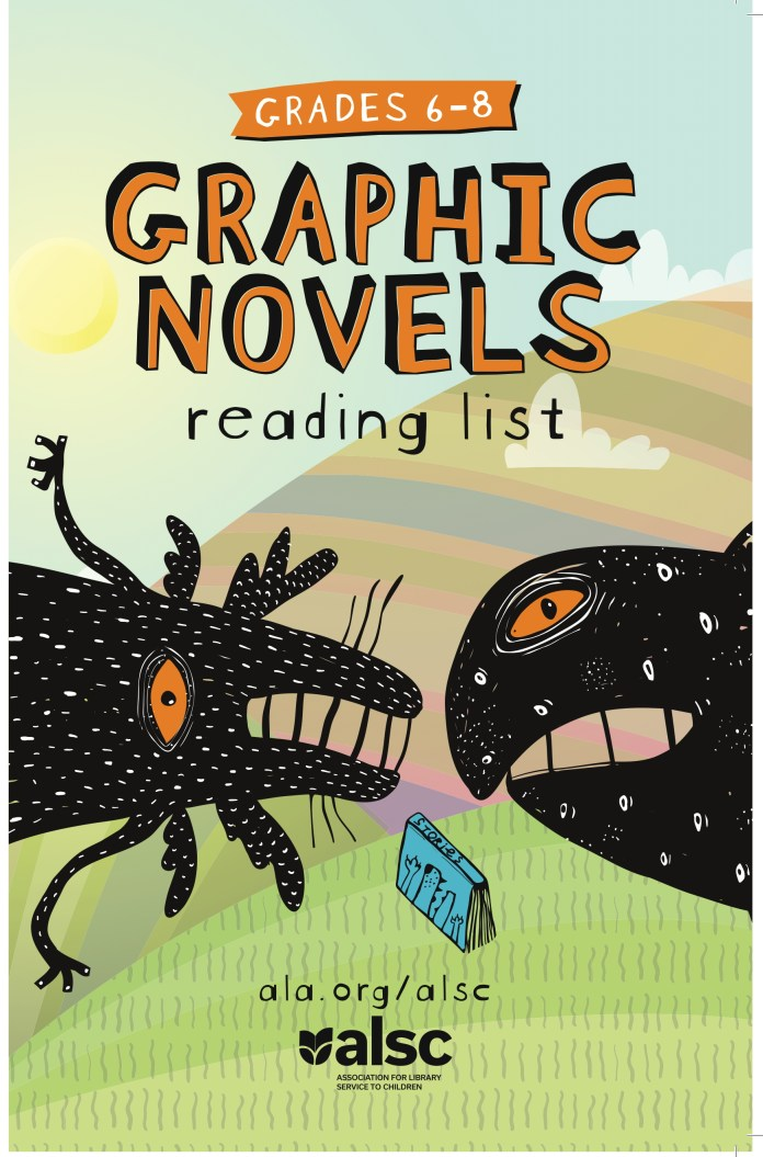 ALSC Graphic Novels Reading Lists 2019 - Gr6-8.jpg