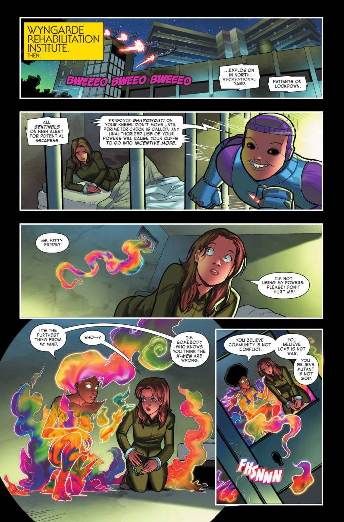 Age of X-Man: Apocalypse & The X-Tracts #2 page 1