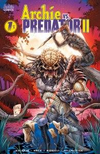 Archie vs. Predator II #1 Variant