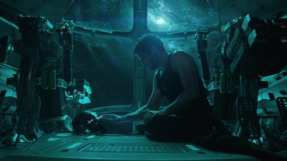 Robert Downey Jr. as Iron Man channelling Macbeth