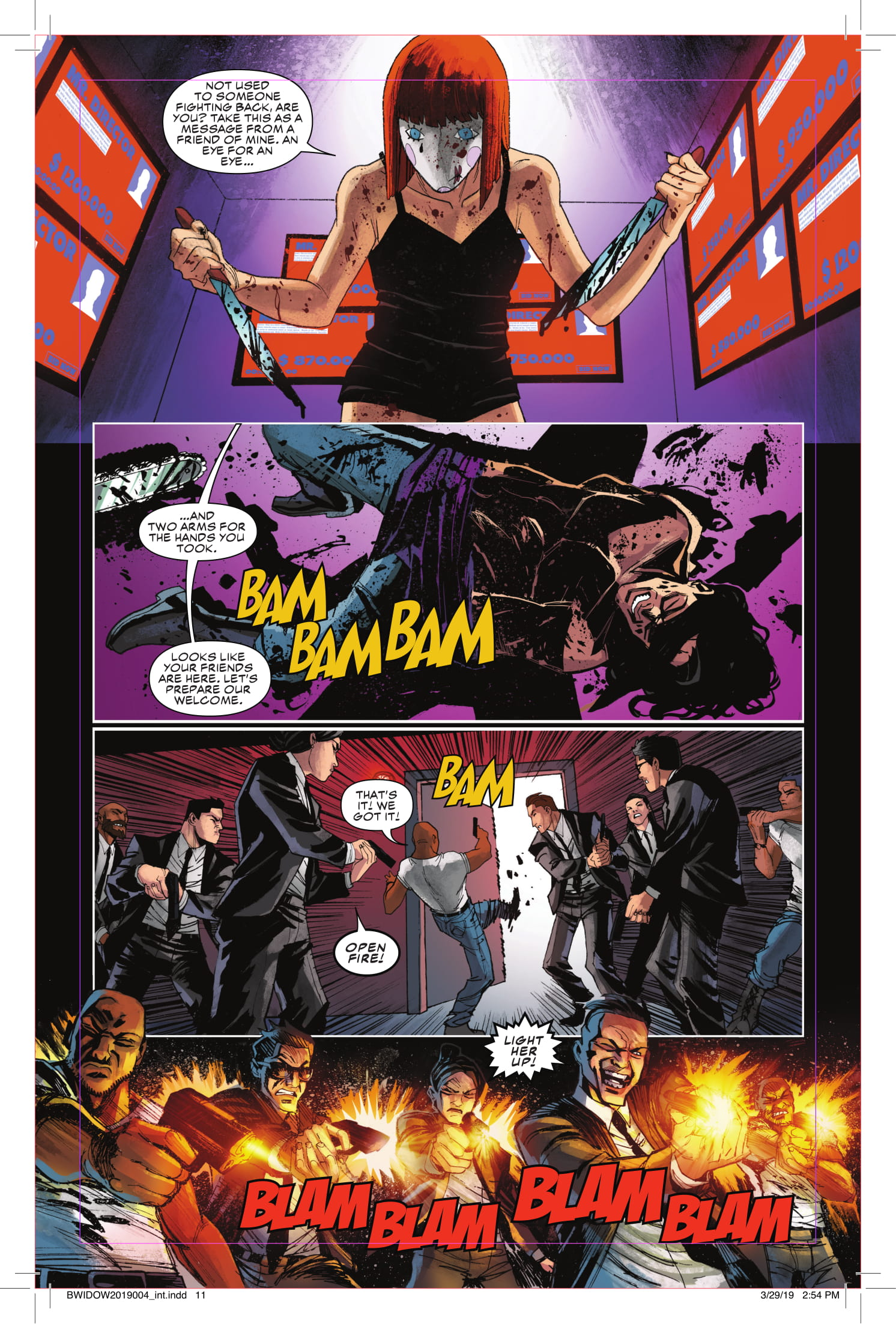 Black Widow #4 page 2