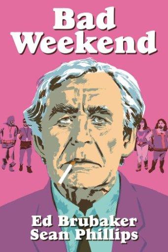 Bad Weekend Graphic Novel