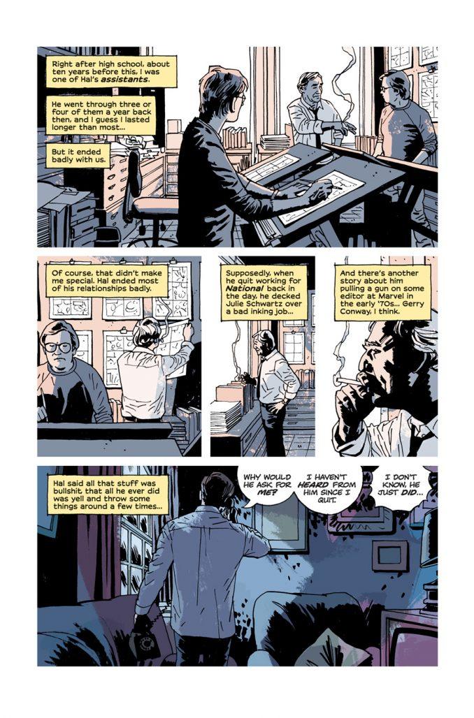 Bad Weekend Graphic Novel 2