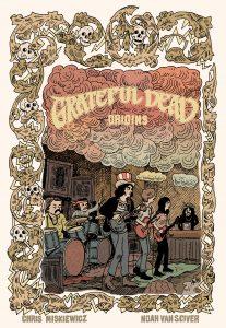 Grateful Dead illustrated history