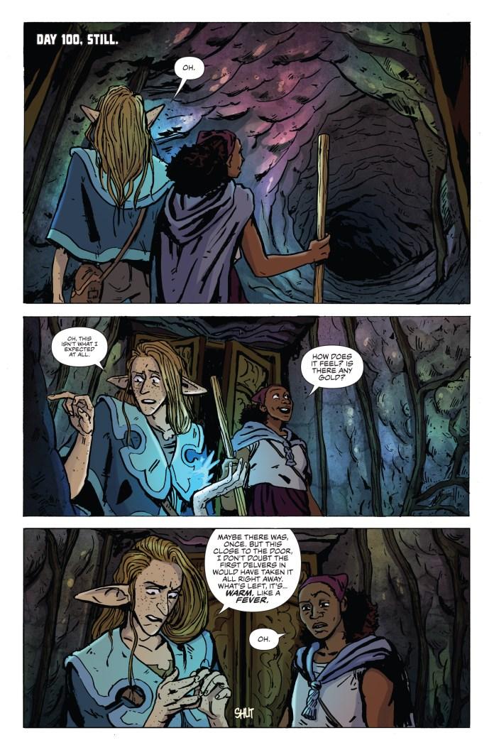 Delver #3 page 1
