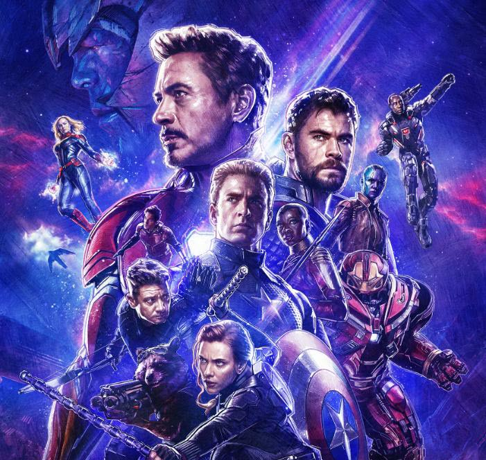 Enjoy A New Promo And Some Posters For AVENGERS: ENDGAME