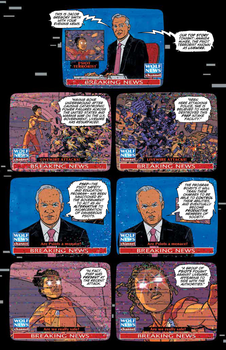 Livewire #6 preview page 2