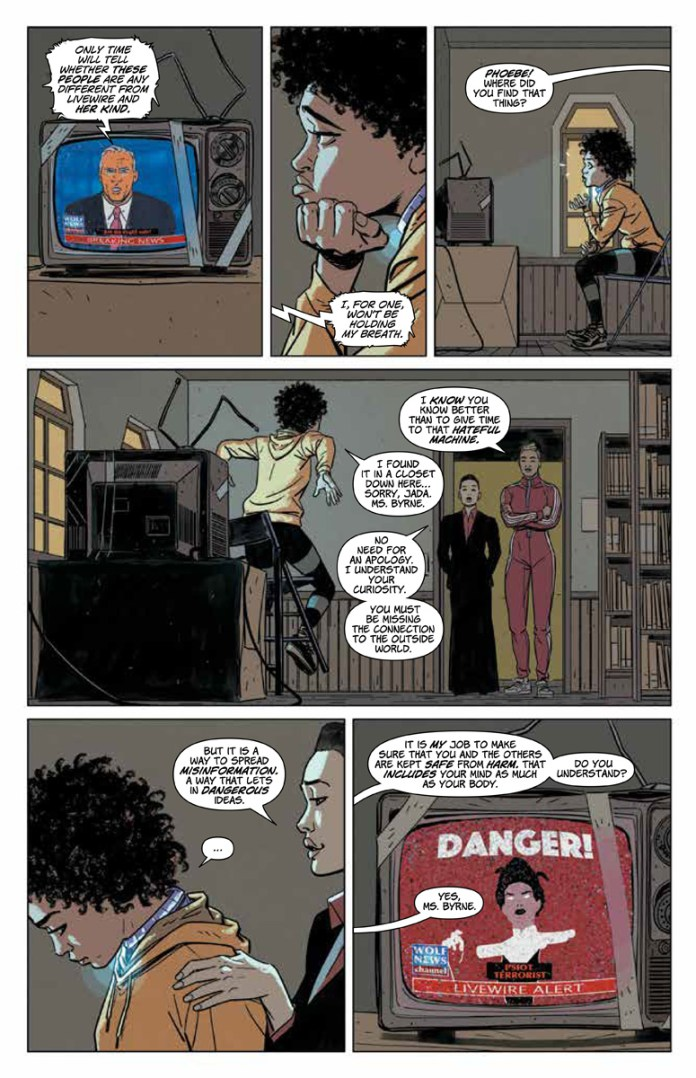 Livewire #6 preview page 3