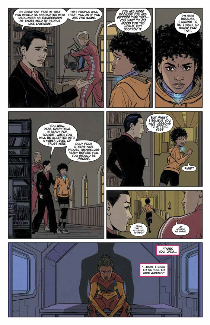 Livewire #6 preview page 4