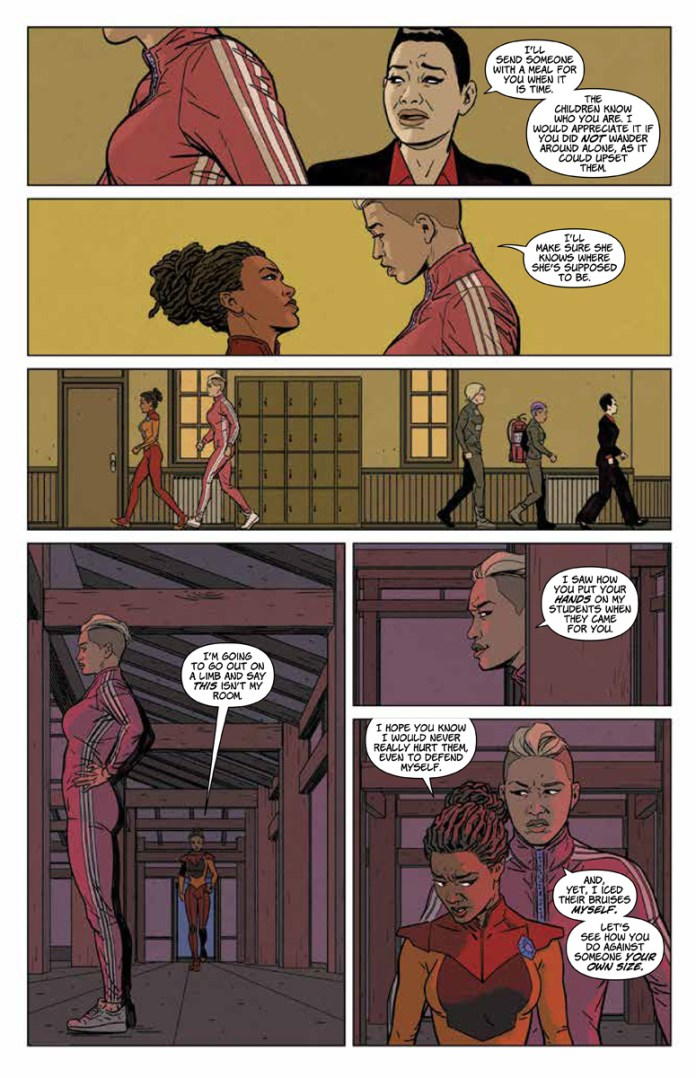 Livewire #6 preview page 8