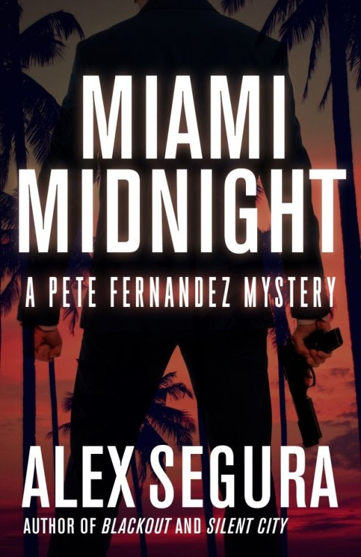 Cover of Miami Midnight by Alex Segura