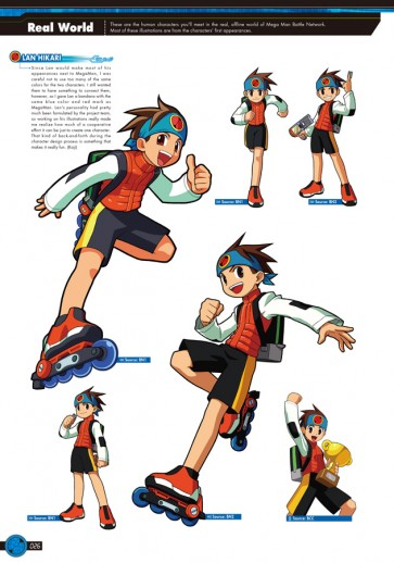 Mega Man Battle Network Preview Page 2
