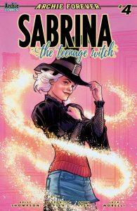 Sabrina the Teenage Witch #4 Variant