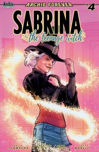 Sabrina the Teenage Witch #4 Variant