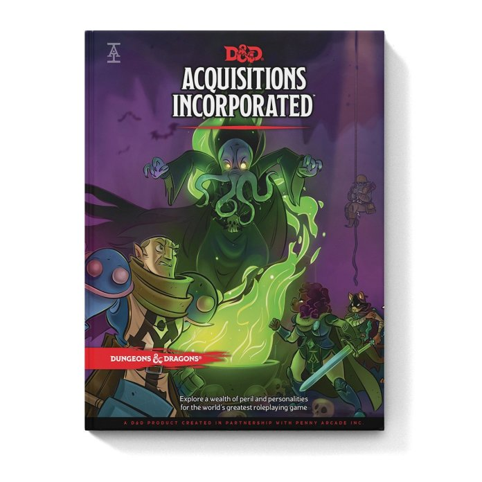 D&D: Acquisitions Inc. cover
