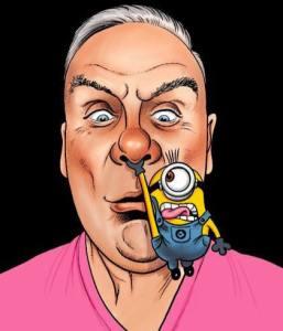 Steve McGarry's official NCS portrait