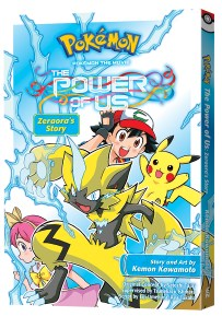 POKÉMON THE MOVE: THE POWER OF US—ZERAORA'S STORY Boxed Set