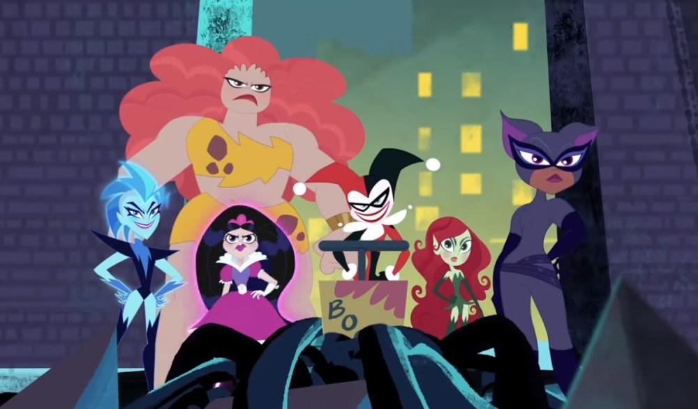 DC Super Hero Girls Villain Shot