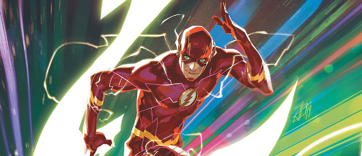 The Flash Year One - DC Round-Up review of Flash #70