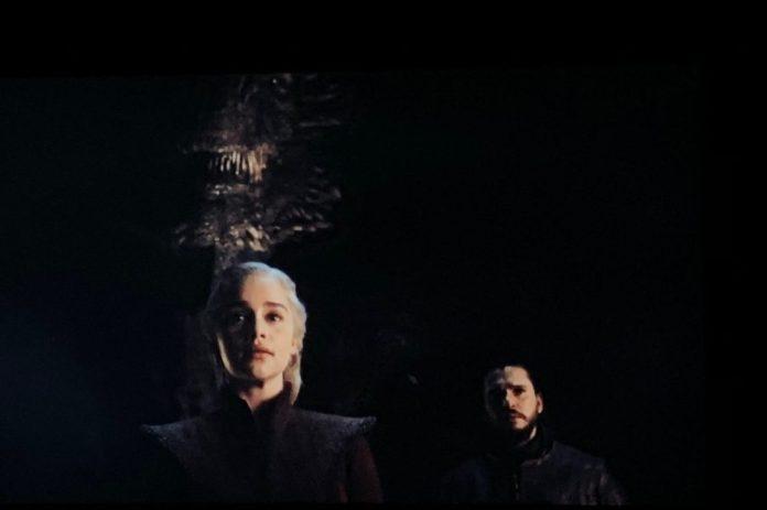 Game of Thrones S8E5 The Bells Dany Jon Drogon