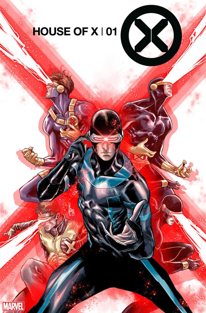 House of X #1 Marco Checchetto Variant