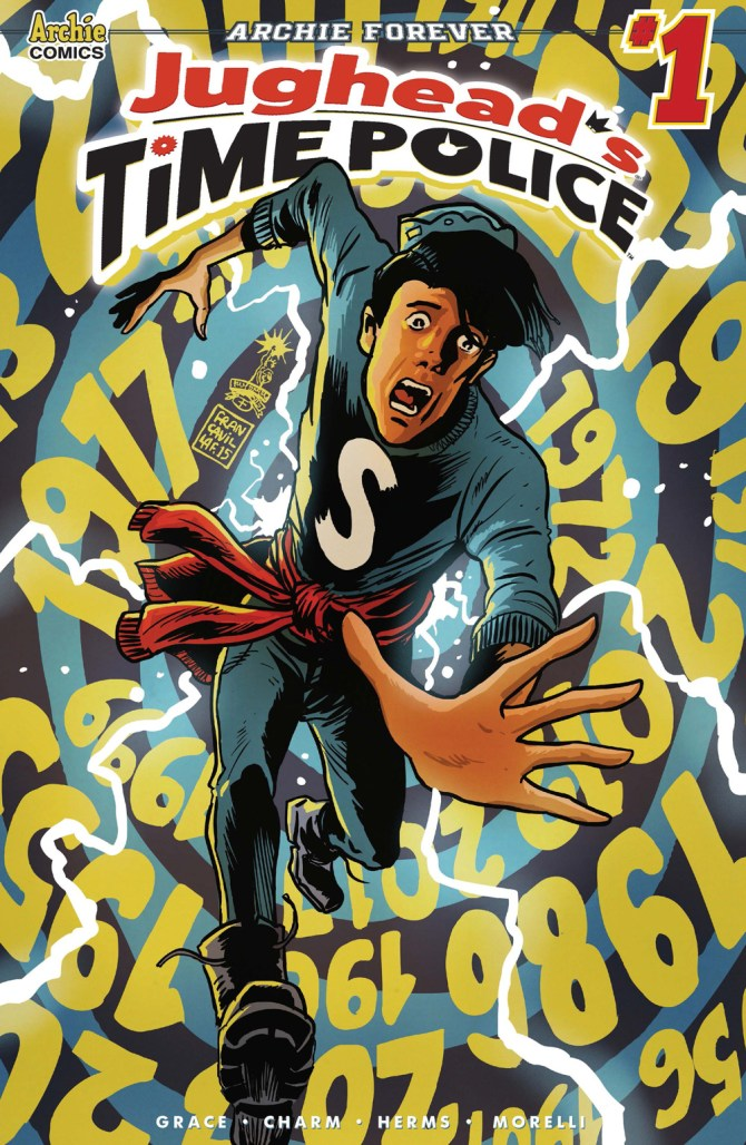 Jughead's Time Police #1 Variant Cover