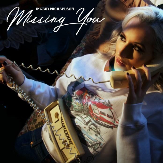 Ingrid Michaelson Missing You album art