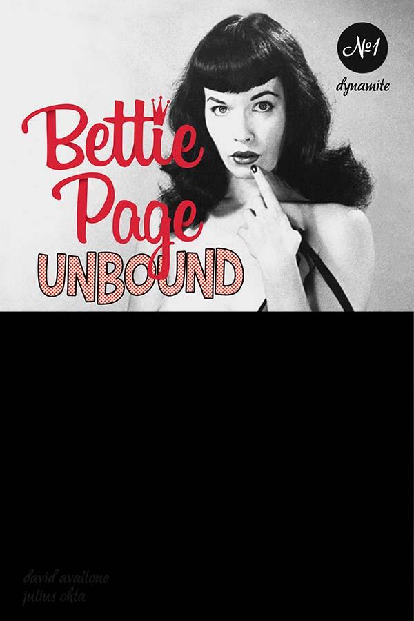 Bettie Page: Unbound