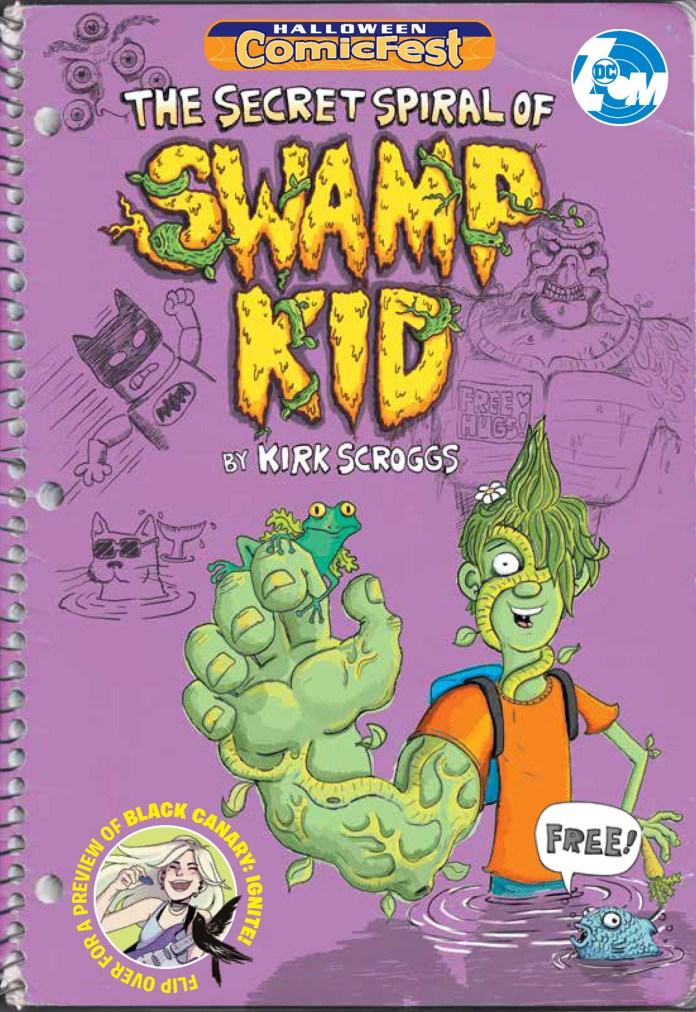 Swamp Kid