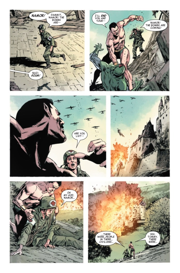 Invaders #6 Page 2