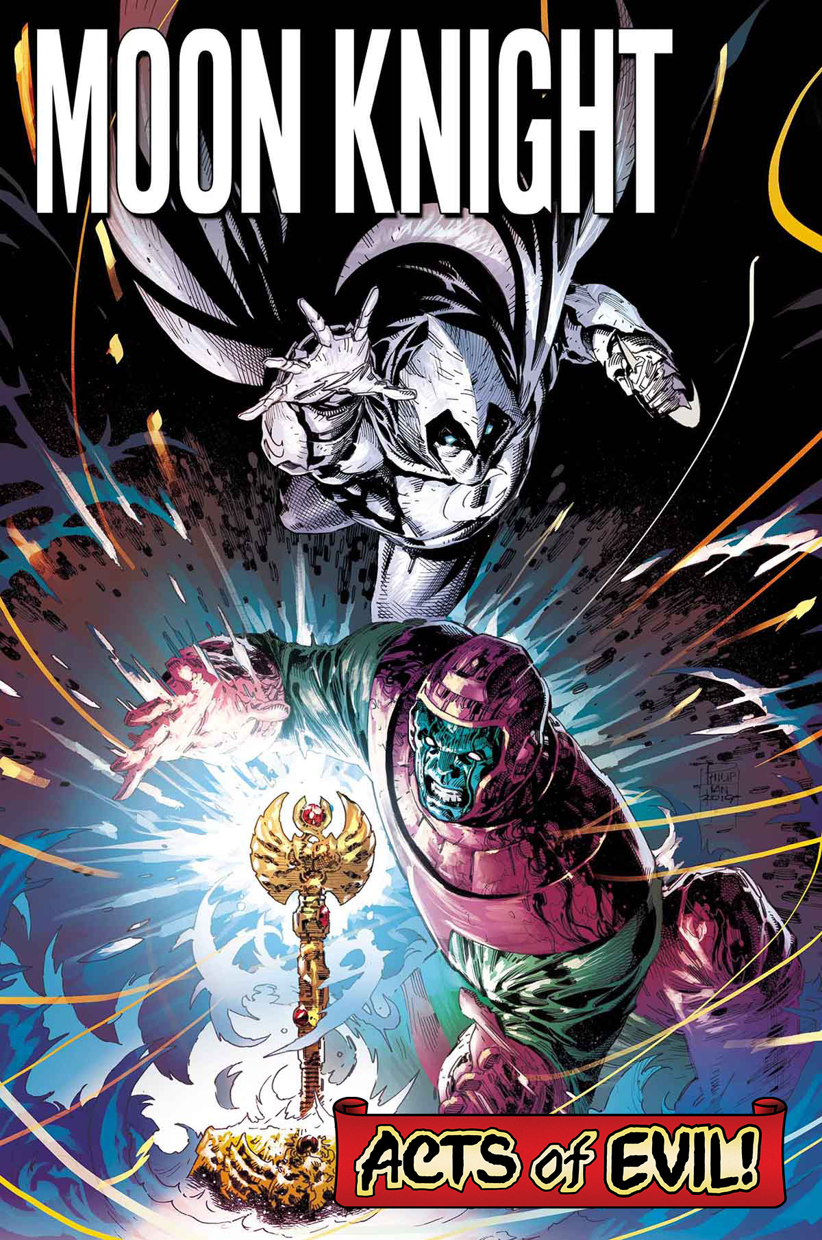 Moon Knight Annual