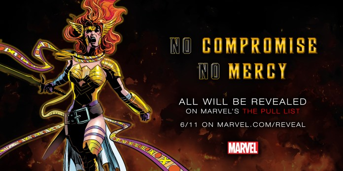 Marvel Teaser Angela