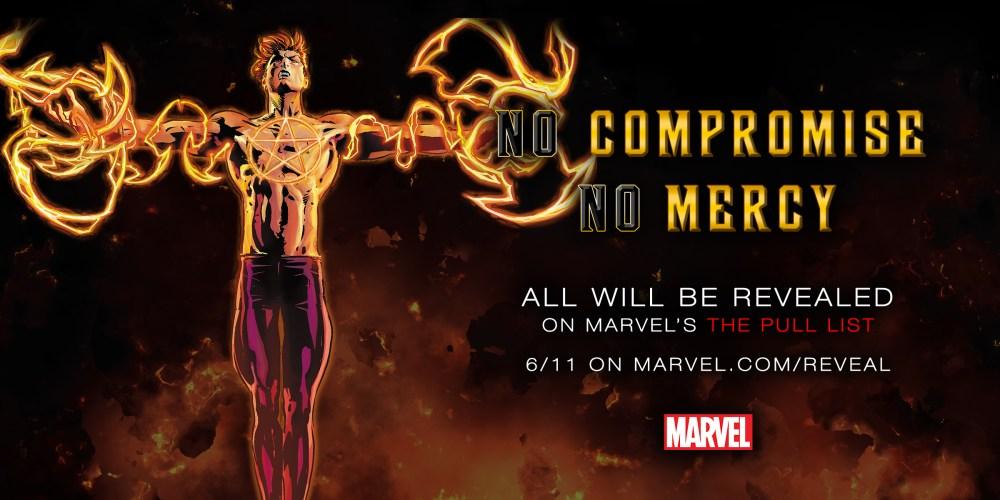 Marvel Teaser Hellstorm
