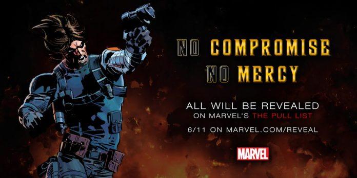 Marvel Teaser Winter Soldier