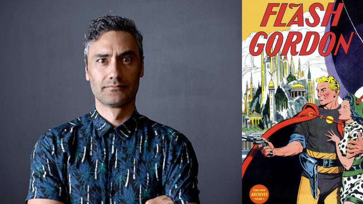 THOR: RAGNAROK director Taika Waititi developing FLASH