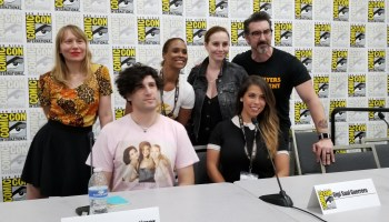 Bold voices in contemporary horror panel at SDCC
