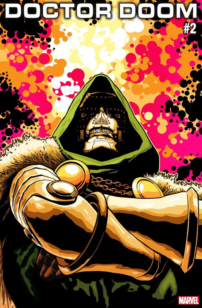 Doctor Doom #2 Cover