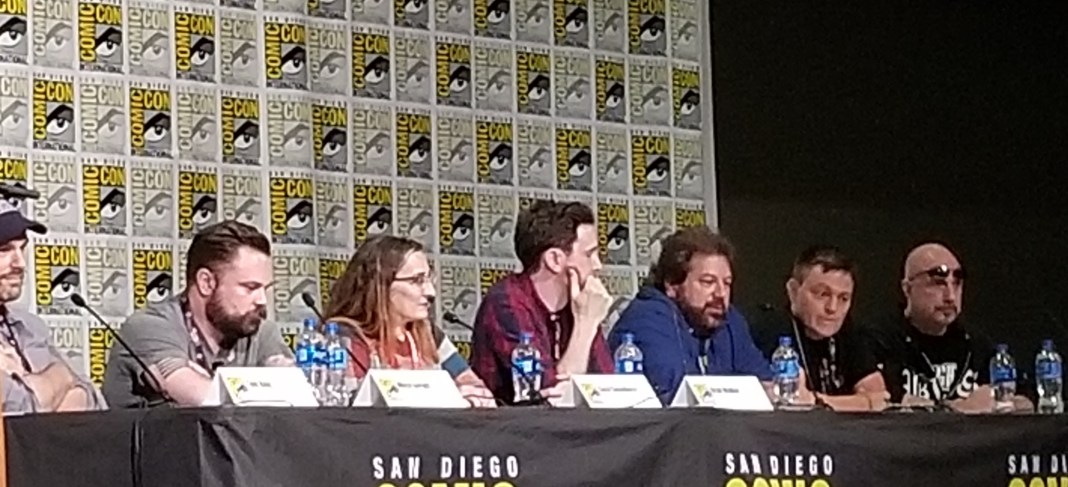 SDCC panel on 80 years of Batman