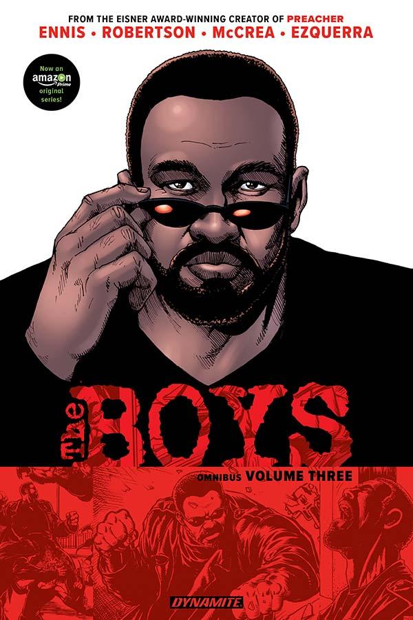 The Boys Omnibus Vol 3