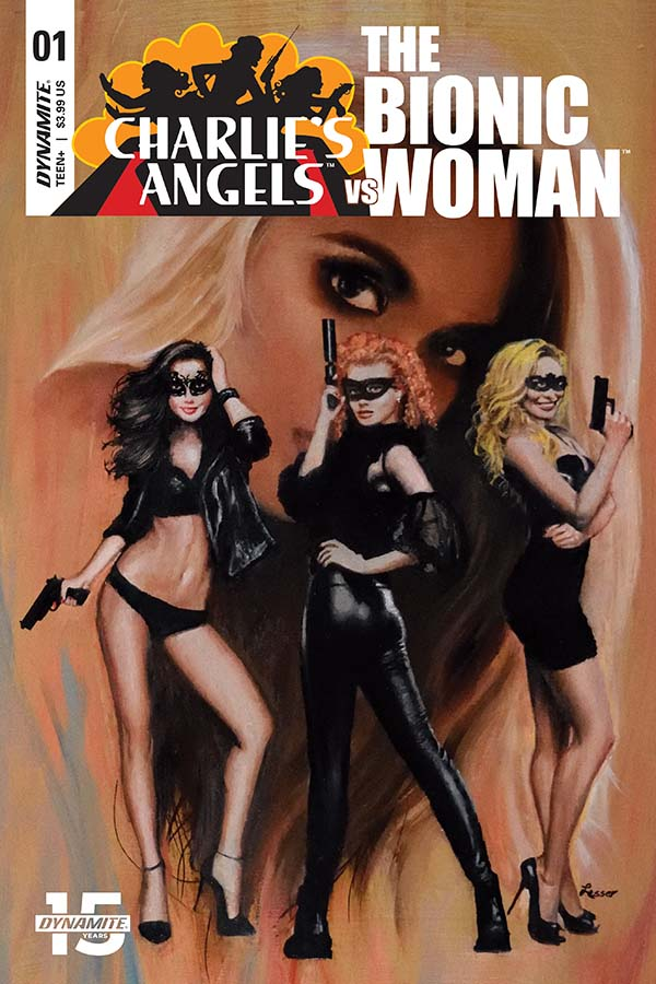 Charlie's Angels vs The Bionic Woman #1