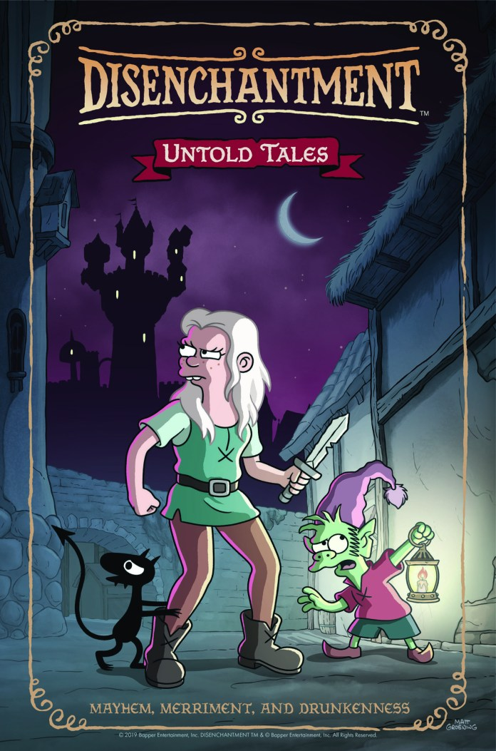 disenchantment untold tales
