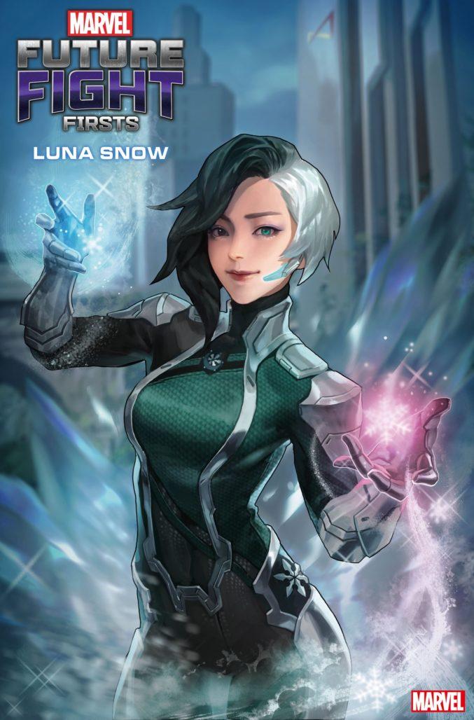 Marvel Future Fight: Luna Snow #1