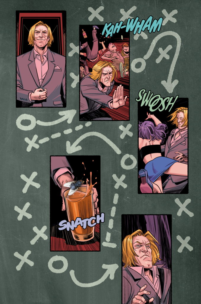Fight Club 3 #7