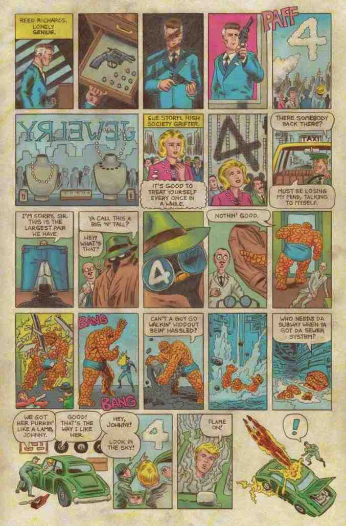 Fantastic Four Grand Design #1 Preview Page 2