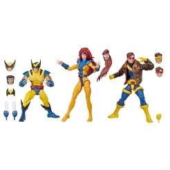 Marvel Legends - X-Men - Wolverine, Jean Grey, Cyclops