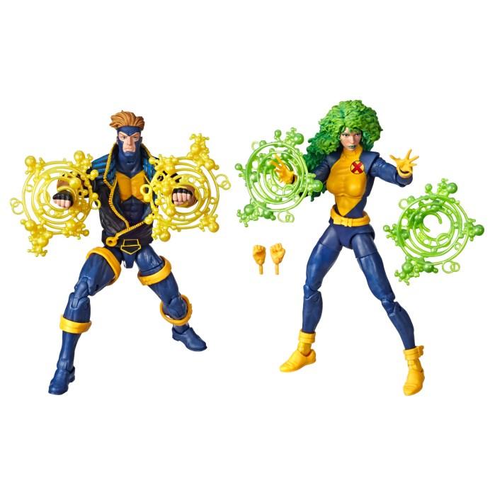 Marvel Legends - X-Men - Havok and Polaris
