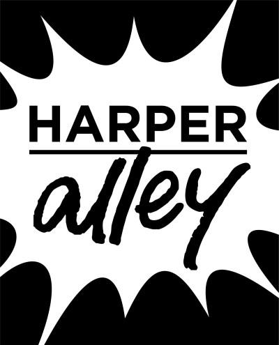 harperalley logo