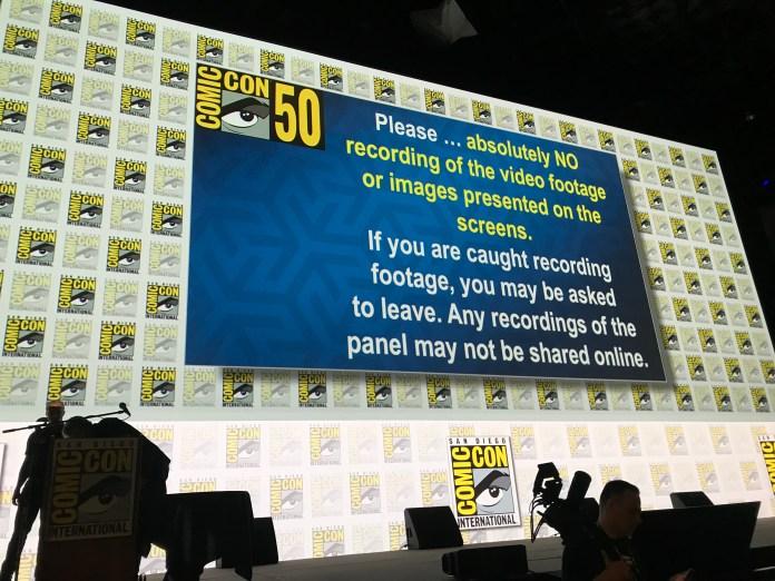 Marvel Hall H SDCC'19