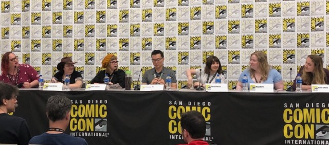 SDCC '19: Creators wrestle with magic vs tech in one of SDCC's most philosophical panels
